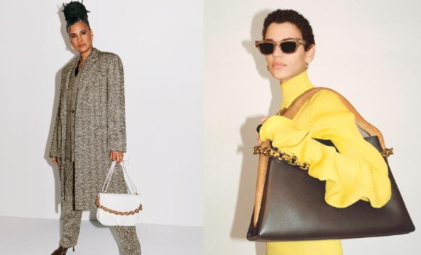 BOTTEGA VENETA presents 2 iconic bags